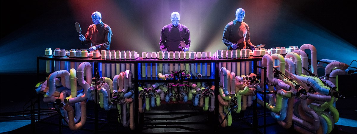 Blue Man Group Chicago in Chicago, Illinois