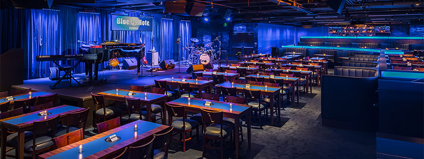 Blue Note Tickets