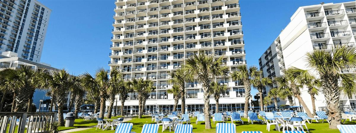 Boardwalk Beach Resort in Myrtle Beach, South Carolina