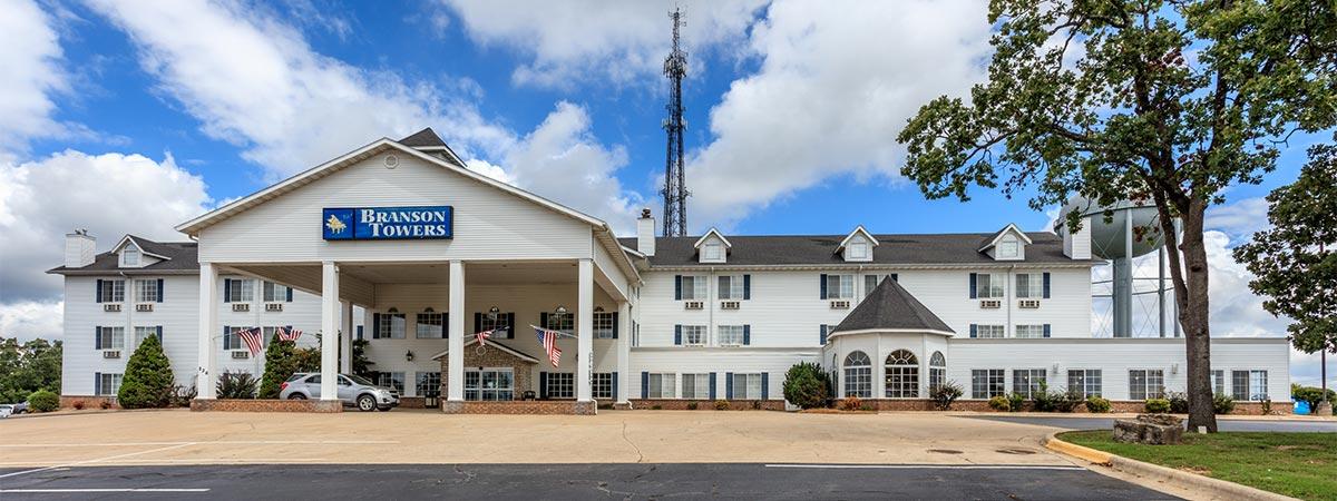 Walnussweg Motel Branson mo