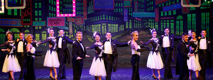 Broadway's Greatest Hits in Branson, Missouri