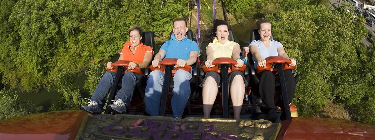 Busch Gardens Williamsburg Tickets Discounts on Busch Gardens