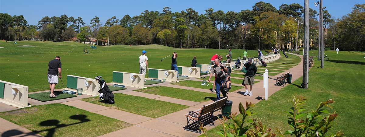 Cane Patch Driving Range