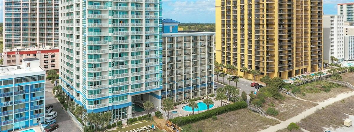Carolinian Beach Resort in Myrtle Beach, South Carolina