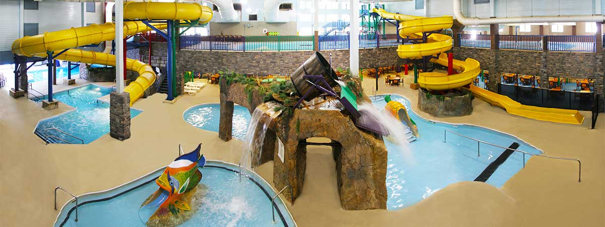Castle Rock Resort & Indoor Waterpark in Branson, Missouri