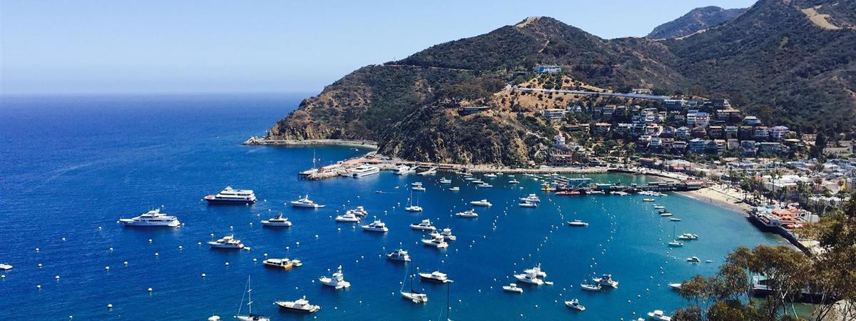 Catalina Island Day in Paradise with Transportation