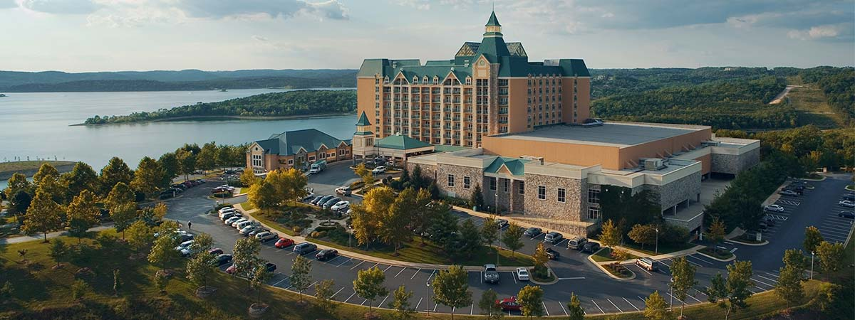 Chateau on the Lake Resort and Convention Center in Branson, Missouri