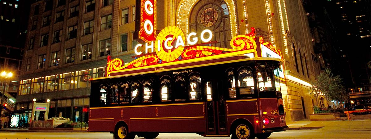 Chicago Trolley & Double Decker Tours in Chicago, Illinois