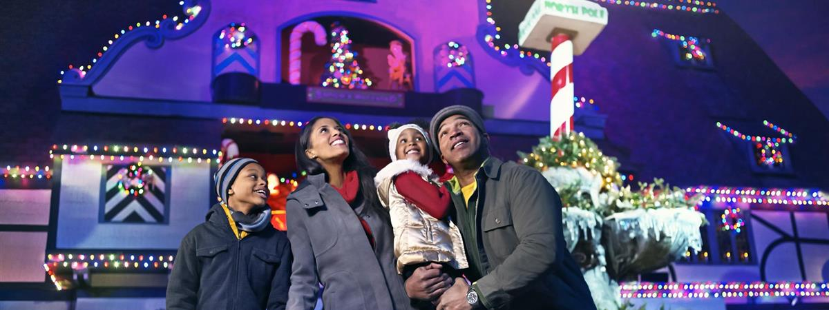 Christmas Town: A Busch Gardens Celebration in Williamsburg, Virginia