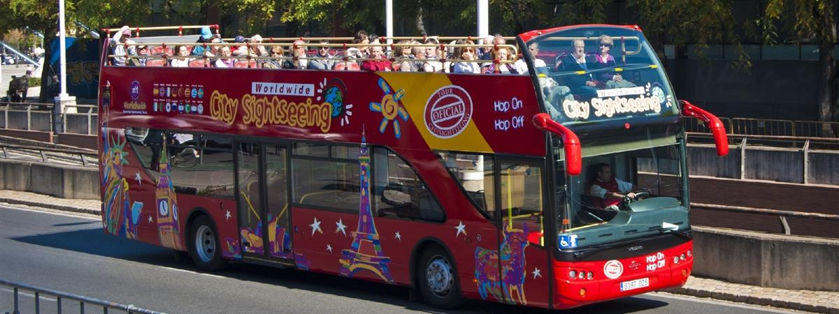 City Sightseeing San Antonio City Hop On Hop Off Bus Tour
