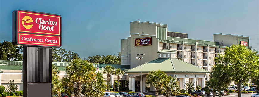 Clarion Hotel Myrtle Beach in Myrtle Beach, South Carolina