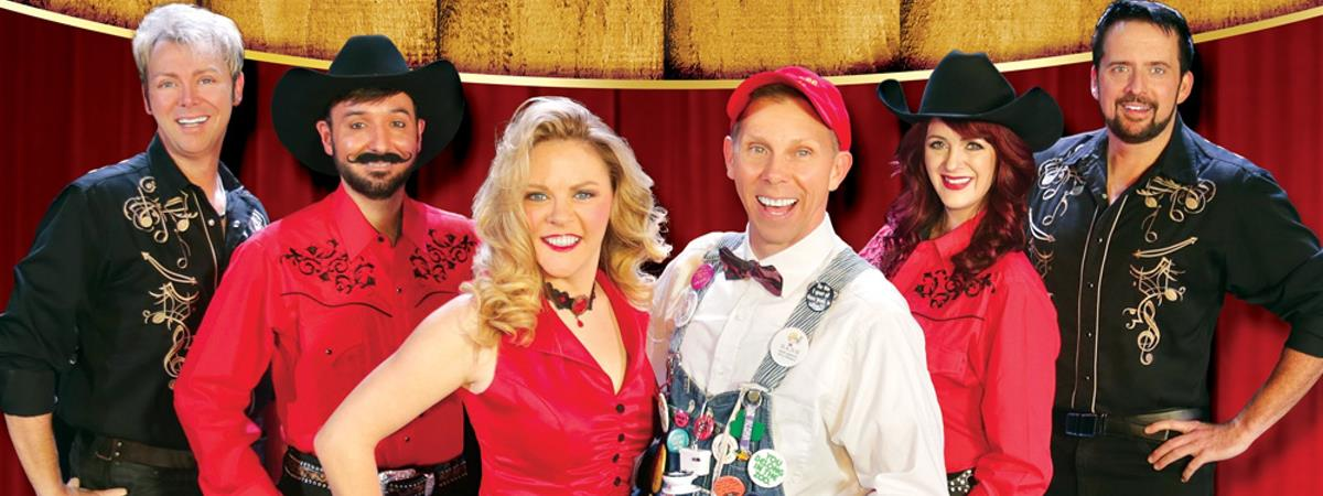 C.J. Newsom's Classic Country & Comedy in Branson, Missouri