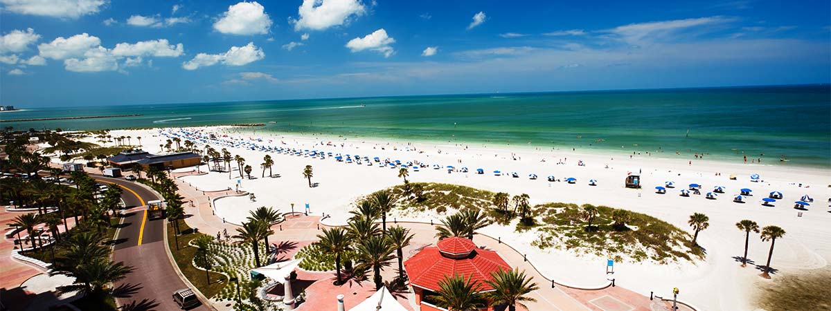 Clearwater Beach and Boat Tours with Transportation