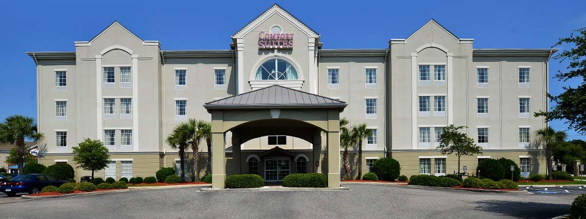 Myrtle beach hotels casino