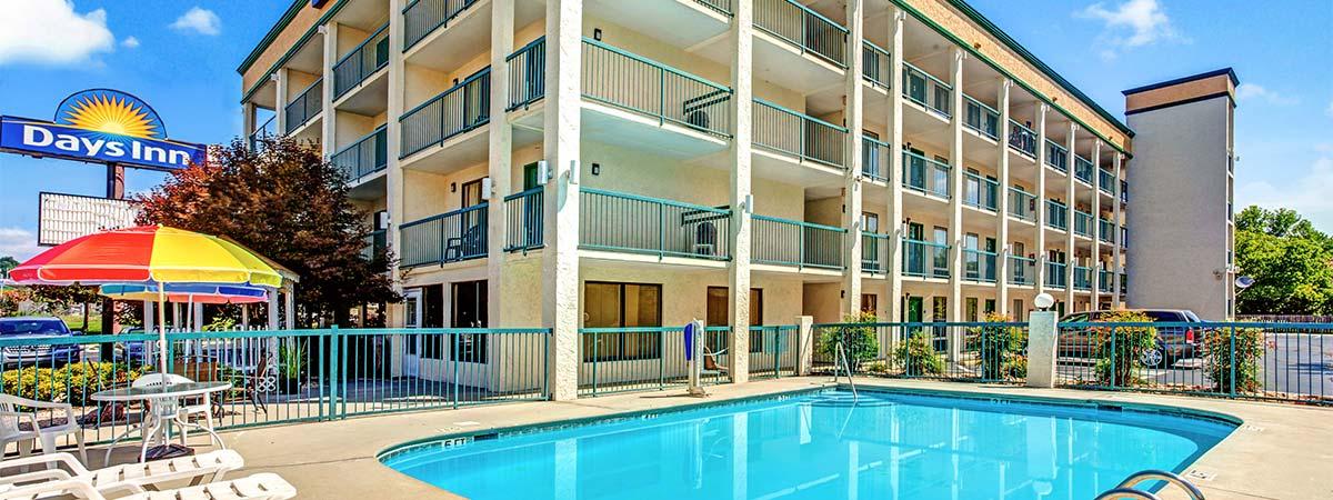Hotels Near Sevierville