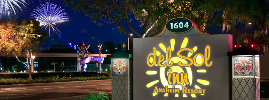 Del Sol Inn in Anaheim, California