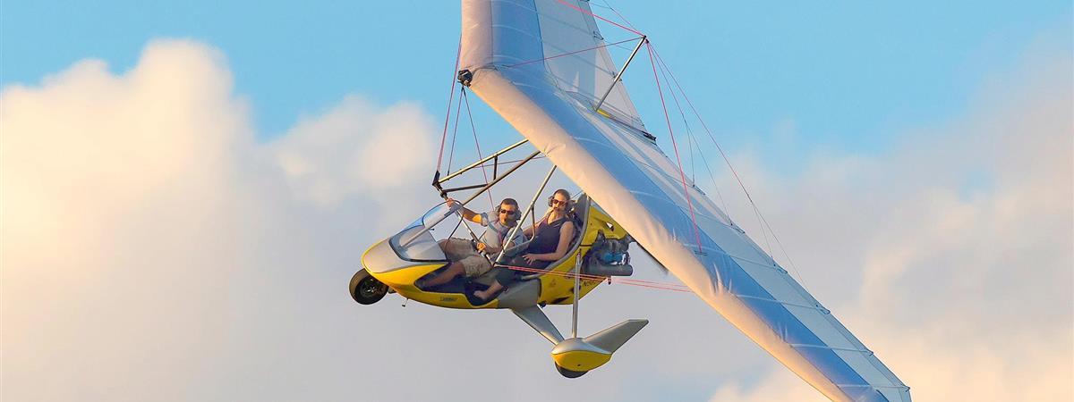 Hang Glider Discovery Flights Orlando Fl Tripster