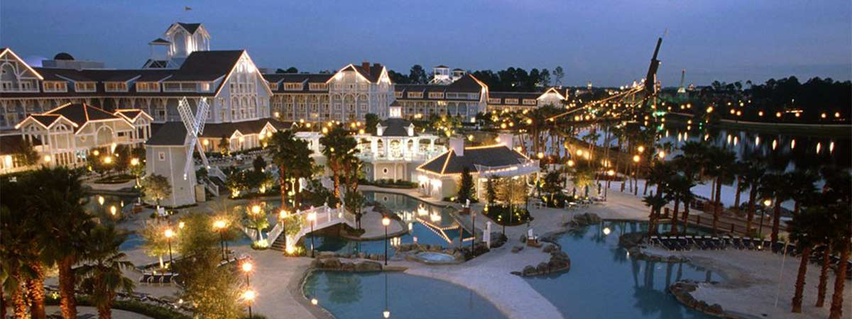 Disney's Beach Club Resort in Lake Buena Vista, Florida