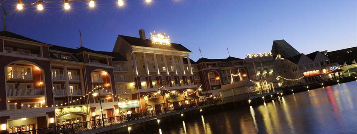Disney S Boardwalk Inn Walt Disney World Resort