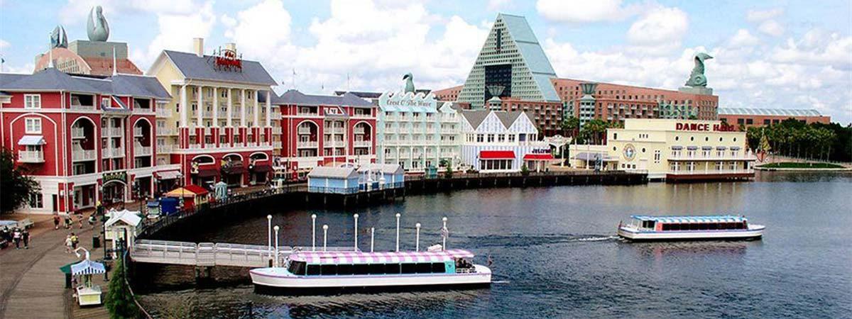 Boardwalk Hotel Disney Room