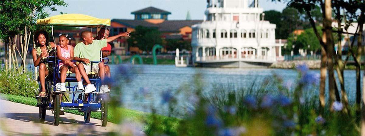 Disney S Saratoga Springs Resort Spa