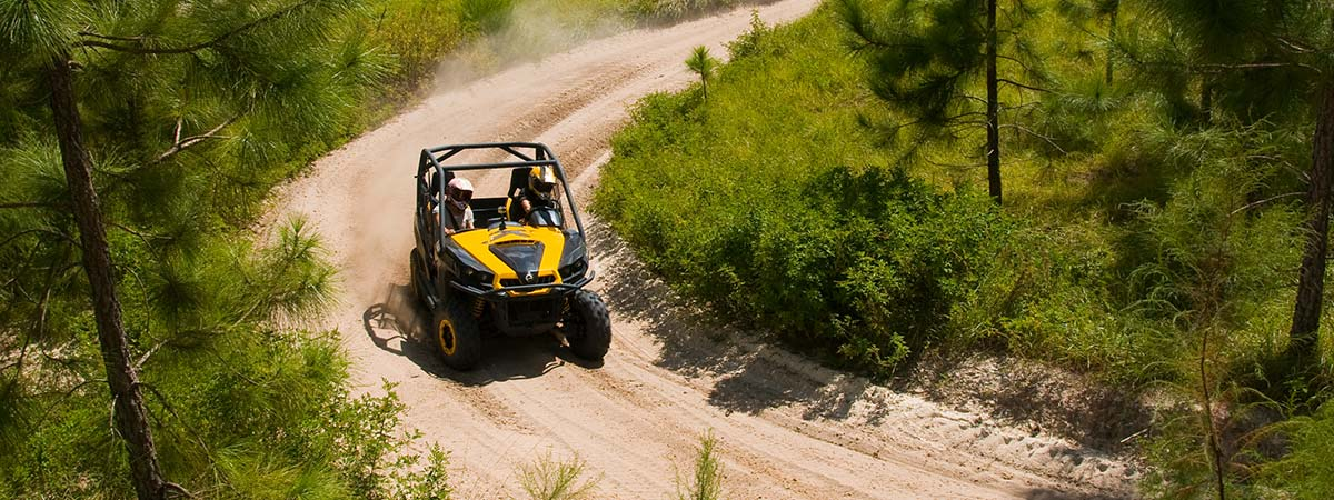 Revolution Off-Road Dune Buggy Experience