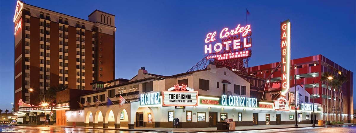 El Cortez Hotel Las Vegas
