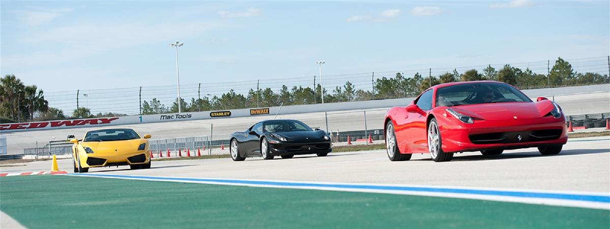 Exotic Driving Experience At Walt Disney World Speedway Orlando Fl