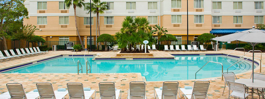Fairfield Inn and Suites Lake Buena Vista Marriott Village in Orlando, Florida