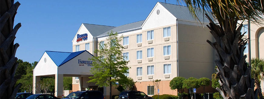 Fairfield Inn by Marriott Myrtle Beach Broadway at the Beach in Myrtle Beach, South Carolina