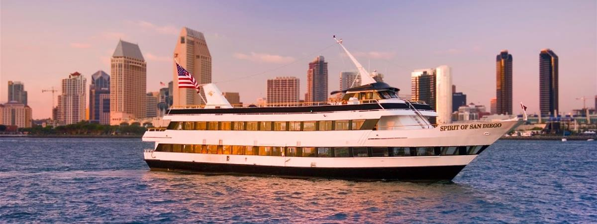San Diego Harbor Cruise by Flagship in San Diego, California