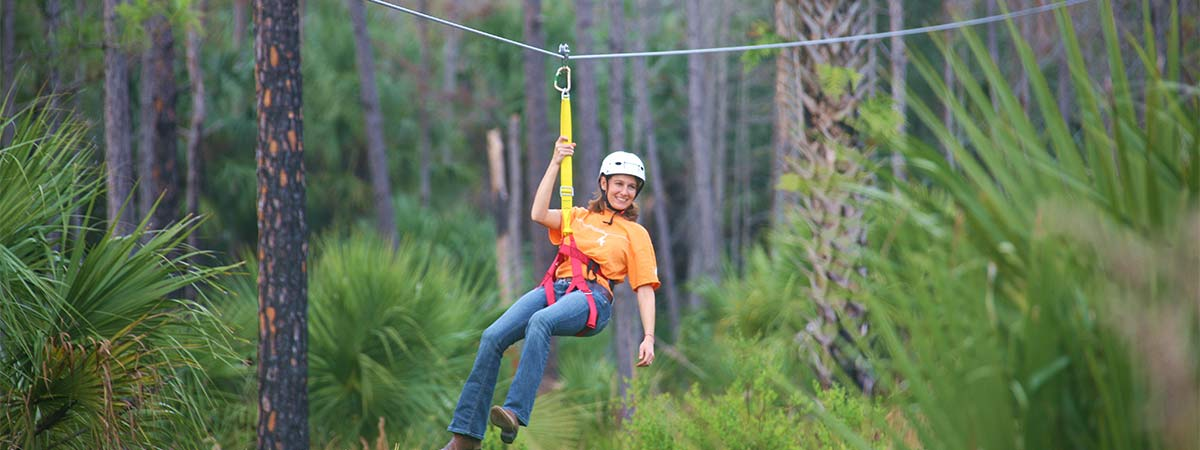 Forever Florida - Ziplines & Adventures in the Wild