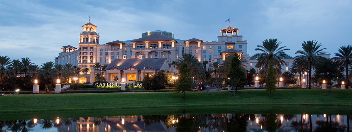 Gaylord Palms Resort Kissimmee Hotels Amp Resorts In Florida