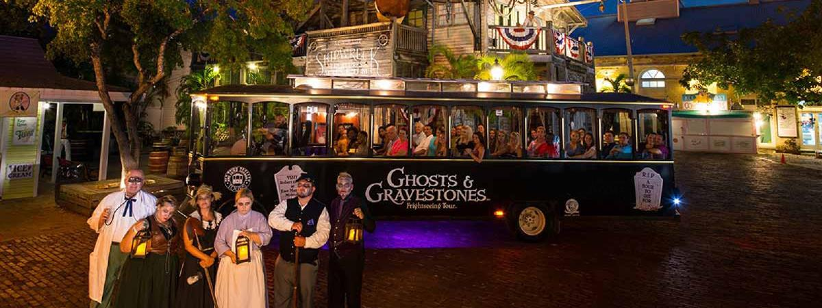 Ghosts and Gravestones Tours of Key West in Key West, Florida