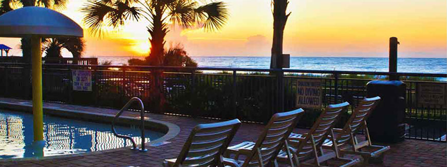 Grand Atlantic Ocean Resort in Myrtle Beach, South Carolina