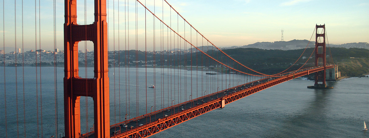 San Francisco Grand City Tour by Luxury Motor Coach