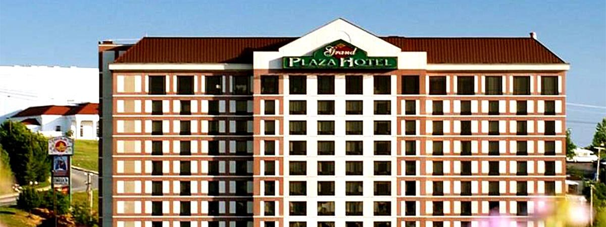 Grand Plaza Hotel Branson Mo Branson Hotels
