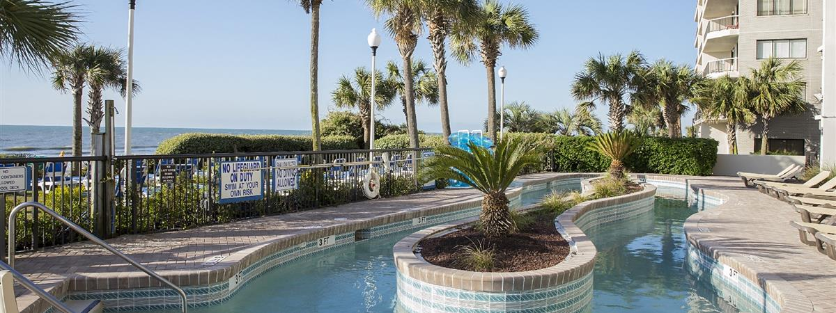 Grande Shores Ocean Resort in Myrtle Beach, South Carolina