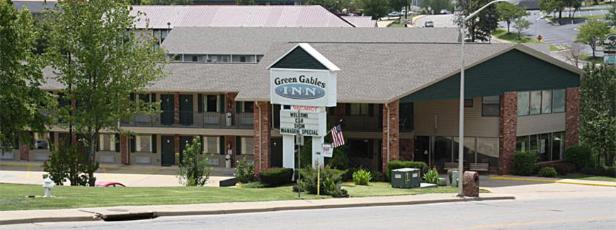 Green Gables Inn in Branson, Missouri