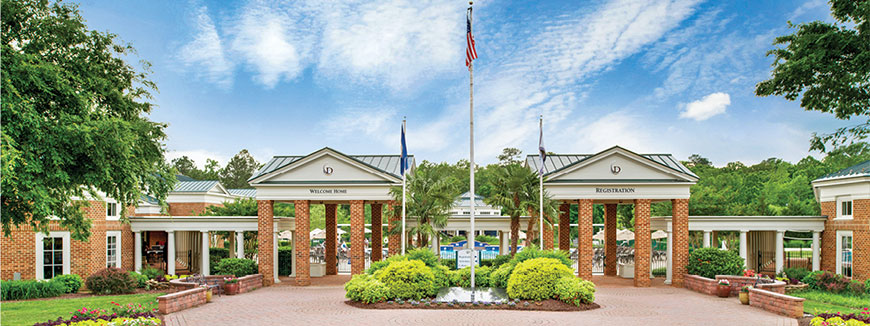 Greensprings Vacation Resort in Williamsburg, Virginia