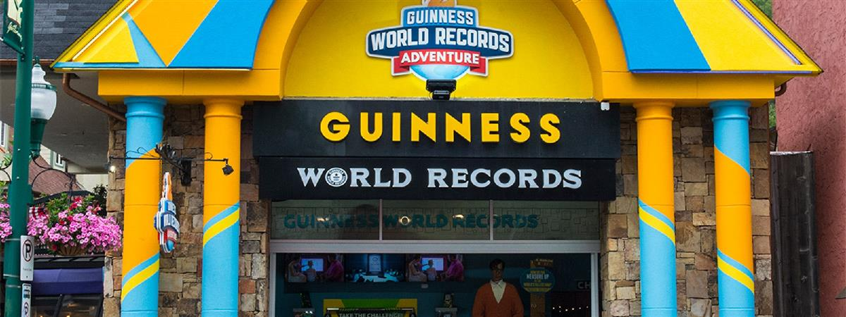 Guinness World Records Adventure in Gatlinburg, Tennessee