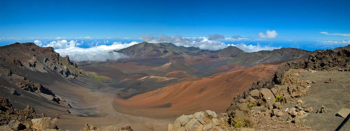 Maui Haleakala Crater and Rainforest Day Tour