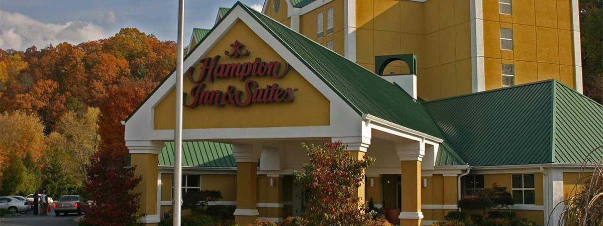 Hampton Inn and Suites On The Parkway in Pigeon Forge, Tennessee