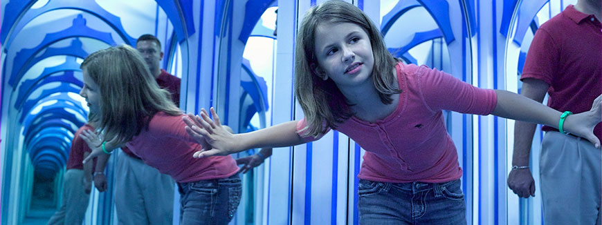 Hannah's Maze of Mirrors Branson in Branson, Missouri