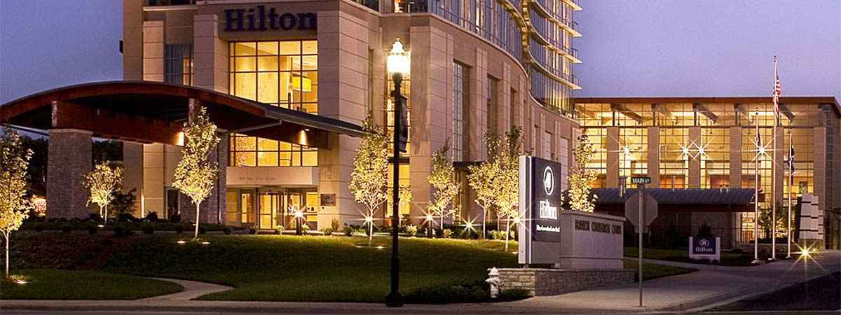 Hilton Branson Convention Center in Branson, Missouri