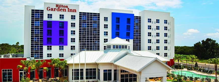Hilton Garden Inn Tampa Airport Westshore Tampa Fl