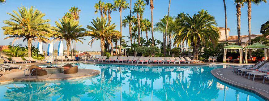 Hilton San Diego Resort & Spa in San Diego, California