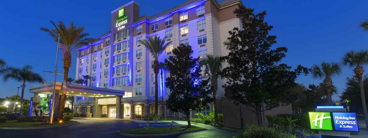 Holiday Inn Express and Suites South Lake Buena Vista in Kissimmee, Florida