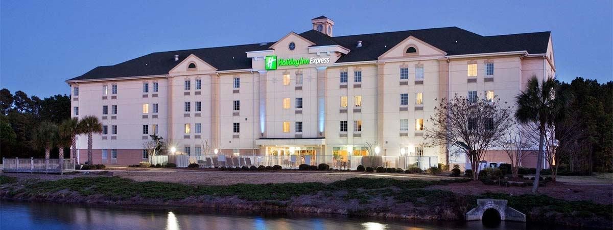 Holiday Inn Express Myrtle Beach-Broadway at the Beach in Myrtle Beach, South Carolina