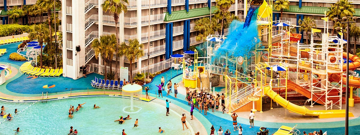 Orlando Hotel And Park Packages